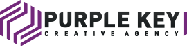 Purple Key Logo