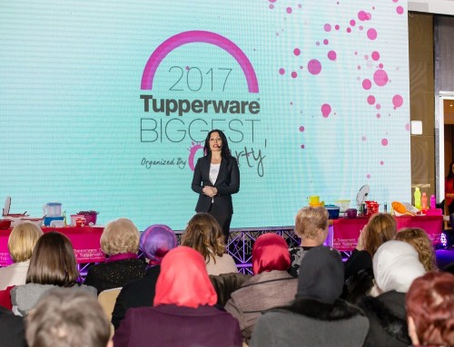 Tuppeware Biggest Party 2017 02