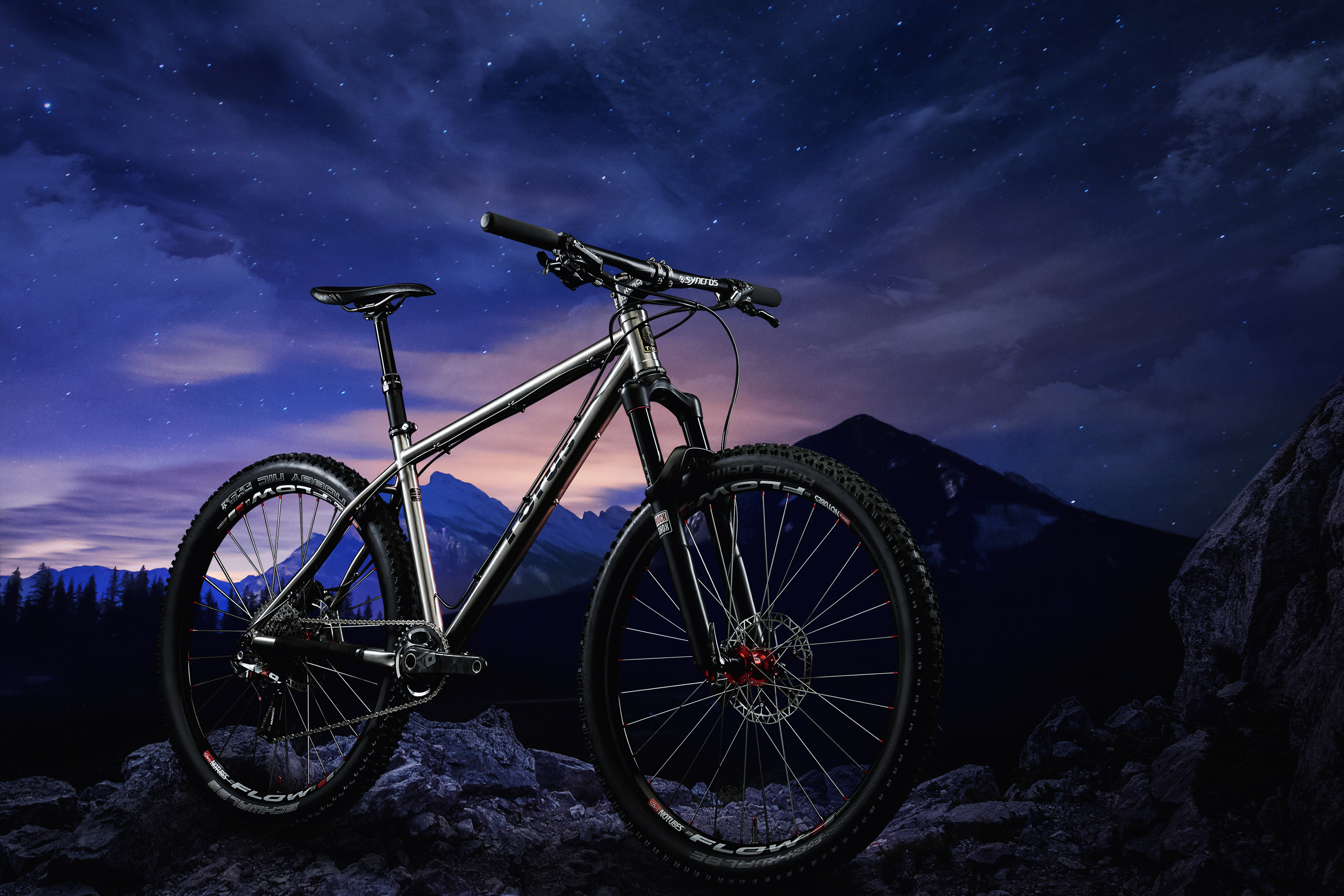 Torus Bikes creative product composite
