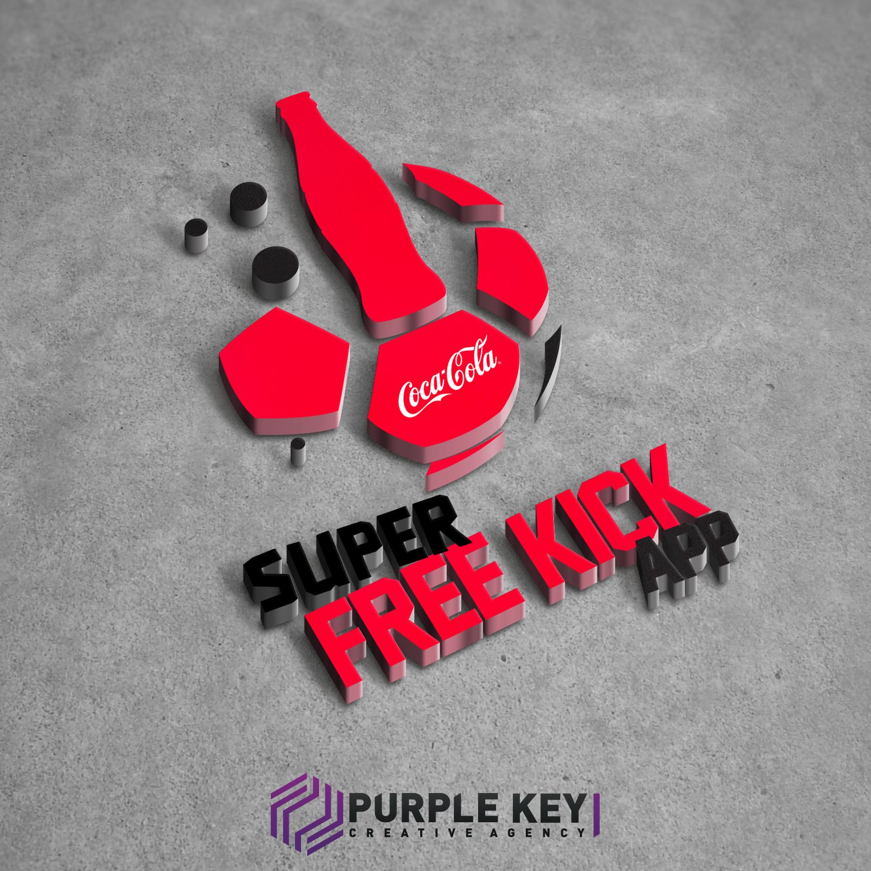 free kick CC app logo