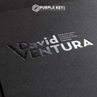 David Ventura logo